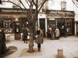 A bookworm in Paris