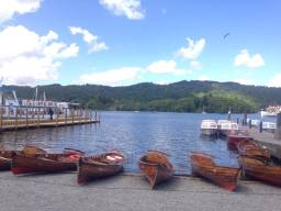 Lake District – Lake Windermere and Ambleside