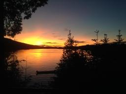 Lac Ouareau – Finally back in Canada!