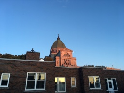 WELCOME TO MY BACK GARDEN – L'Oratoire de Saint Joseph