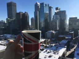 Winter activities in Canada